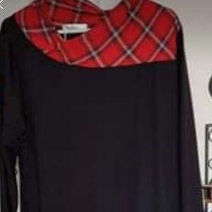 NWT Plaid Dress
